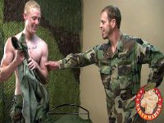 Two Sexy Privates Service Each Other