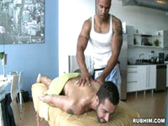 Hot Dude Massage