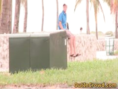 Young Gays Fucking In Public 6 By Outincrowd