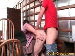 Hot Gay Fucking And Sucking In The Trailer 3 By OutInCrowd