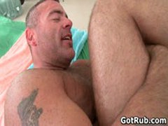 Massage Pro Gets His Fine Ass Fucked By Muscled Dude 7 By GotRub