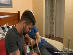 Jake Steel And Preston Steel Fucking Ass And Sucking Cock 1 By HomoHusband