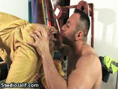 Barraca And Niko Latinos Super Hard Gay Porno 6 By StudioJalif