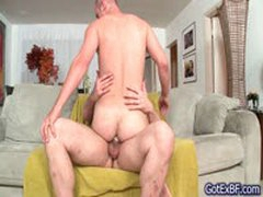 Two Guys In Hot Fucking And Cock Sucking Action 4 By Gotexbf