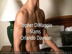 Topher DiMaggio Slams Orlando Dawson