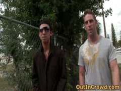Hot Gays Public Sucking And Anus Fucking 3 By OutInCrowd