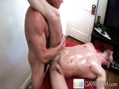 GayRoom Steel Cock Massage
