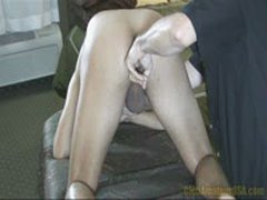 Finger Penetrating Prostate Massage