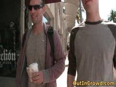 Joey Ray Gay Outdoor Fucking 4 By Outincrowd
