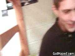 Fresh Straight College Guys Get Gay Hazed 76 By GotHazed