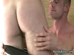 Studs Bryce And Chris Fucking And Sucking On A Bed 6 By RandyBlow