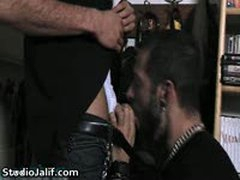 Manuel Roko And Pau Kbron Exciting Hardcore Gay Porn 2 By StudioJalif