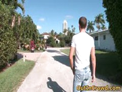 Gay Fuck During Garage Sale 4 By Outincrowd