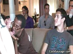 Group Of Horny Man And One Gay Cock 1 By CockSausage