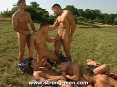 Orgy Muscle Studs