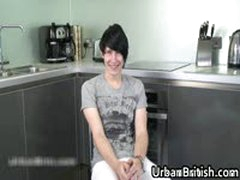 Twink Alex Harler Wanking His Fine Gay Dick 4 By UrbanBritish