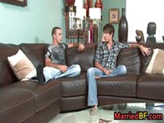 Married Straight Dude Gets His Very First Gay Cock 8 By MarriedBF