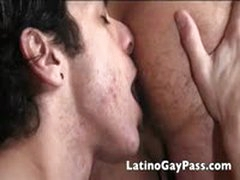 Naughty Latino Twink Slam And Drilling Tight Ass