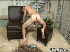 Nick Torretto Wanking His Great College Dick 3 By CollegeBF