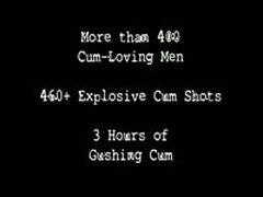HUGE CUM SHOTS
