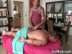 Super Sexy Guy Gets Fine Body Massages 6 By GotRub