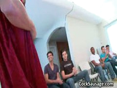 Huge Gay Cock Sucking Orgy 7 By CockSausage