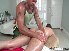 Sexy Dude Get His Amazing Body Massaged And Cock Sucked 5 By GotRub