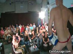 Lots Of Horny Guys And A Stripper 2 By CockSausage