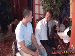 Married Straight Dude Gets His Very First Gay Cock 22 By MarriedBF