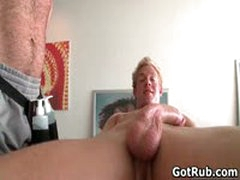 Hot Guy Get His Amazing Body Massaged And Cock Sucked 13 By GotRub