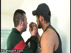 Macanao Torres, Martin Mazza And Fabio Costa Extreme Gay Threesome 1 By StudioJalif