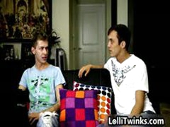Amazing Twink Twinks Fucking And Sucking On Bed 104 By LolliTwinks