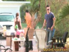 Gay Fuck During Garage Sale 3 By Outincrowd