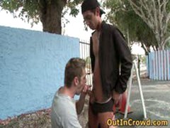Hot Gays Public Sucking And Anus Fucking 4 By OutInCrowd