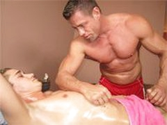 GayRoom Straight Guy Massage