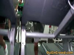 Gay Fuck In Public Gym 6 By Outincrowd
