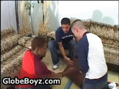 Super Horny Twink Gay Guys Fucking, Sucking, Jerking 7 By GlobeBoyz