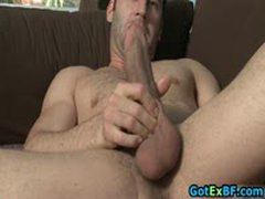 Hot Ex Boyfriend Caught Jerking His Amazing Jizzster 7 By Gotexbf