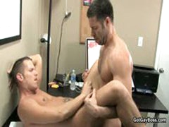 Shane Frost Gets His Amazing Dick Sucked 11 By GotGayBoss