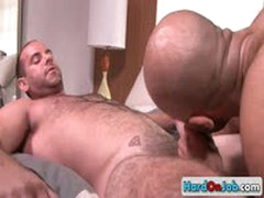 Lucky Guy Gets His Amazing Balls Licked 11 By HardOnJob