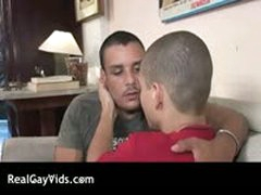 Latino Stud Gets His Tight Ass Fucked 3 By RealGayVids