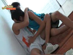 Steamy Make Out And Blowjob