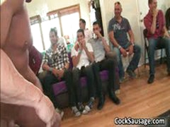Group Of Gay Dudes Have Steamy Birthday Party 1 By CockSausage