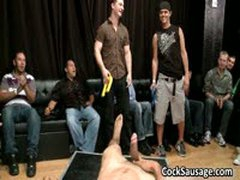 Bunch Of  Gay Guys Go Crazy In Club 2 By CockSausage