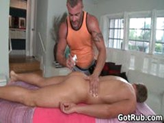 Guy Gets Best Gay Massage Every 10 By GotRub