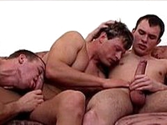 Barebacking Latin Three-Way 2