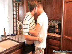 Preston Ettinger And Wesley Marks In Hot Steamy Gay Porn 1 By HomoHusband