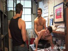 Group Sex Gay Porn