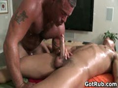 Fine Man Gets Superb Gay Rub 8 By GotRub