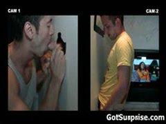 Straight Men Gets Gay Surprise Cock Suck 12 By GotSurprise